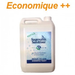 Recharge pour spray Sagewash™ Sanitizer.