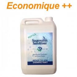 Recharge pour spray Sagewash™ Sanitizer.