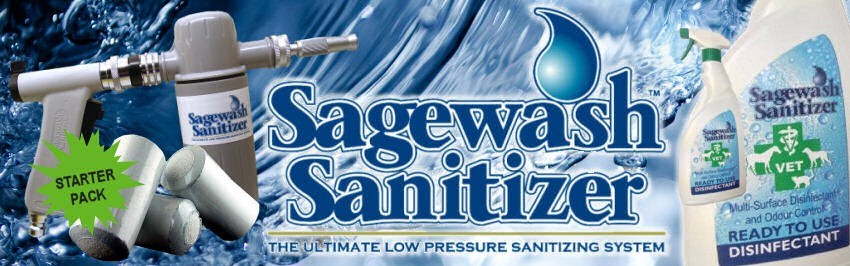 Tous les produits Sagewash Sanitizer