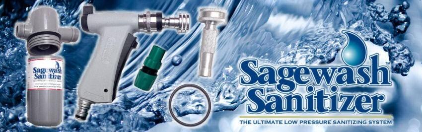Sagewash Sanitizer repuestos originales